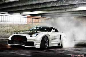 Nissan GT-XR by james007bond35