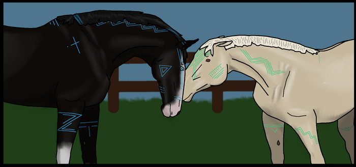 Poseidon x Caspa Breeding by Orstrix
