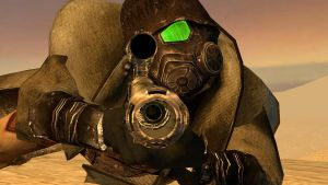 Fallout new vegas. NCR adventures WIP. by LONEWOLF45622