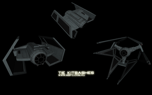 Tie Kitbashes by Majestic-MSFC