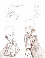Megamind, hurr hurr by candlehat