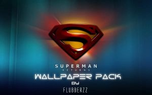 Superman Returns WallpaperPack by flubberzz