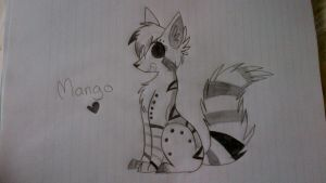 .:GA:. Mango by clownbard
