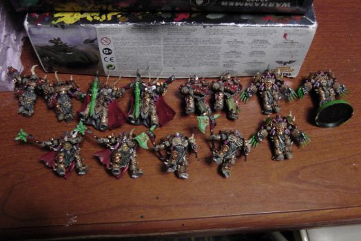 Chaos Chosen Rebasing WIP by sniperray213