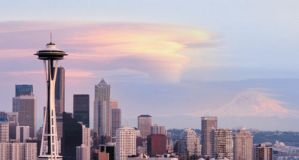 Once upon a spring in Seattle by parasiticdrag
