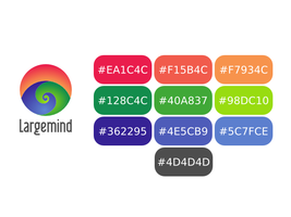 Largemind Color Sheet by paniq
