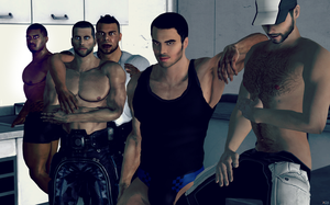 Mass Effect Coo(c)ks by TombRaiderShock