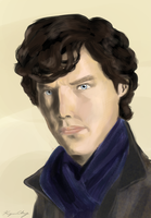 Sherlock by kingmancheng