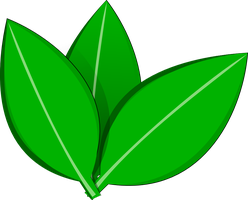 Vector Leaves Inkscape by dyreryft