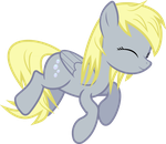 Derpy Nap by uxyd
