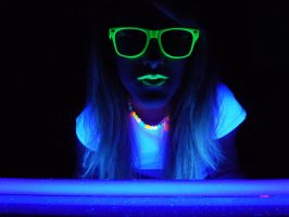 neon way by Mo-Photographer