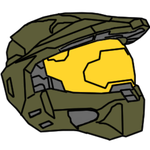 Halo Dock Icon by HereticPie