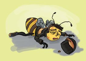 Sometimes Pollen Jocks dont came back by wolfmarian