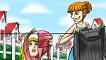 Despicable Me - Laundry Day for darklord20 by jameson9101322