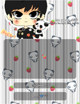 Tao panda journal skin by SMoran
