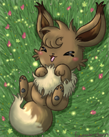 Eevee by fuwante-chan