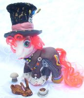 Mad Hatter by mayanbutterfly by customlpvalley