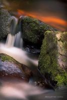 Small waterfall by cze-Cappi