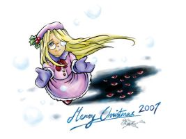 Merry Christmas 07 by sylent-realm