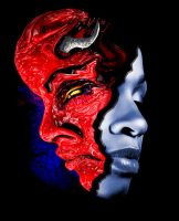 Split Personality by DigiMax2