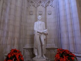 Washington Masonic Memorial Statue by 44NATHAN