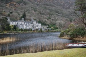Kylemore Abbey by CaptainColossal