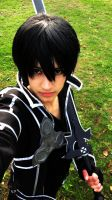 Solo Player - SAO Cosplay by Hikuja