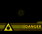 DANGER by Chromakode