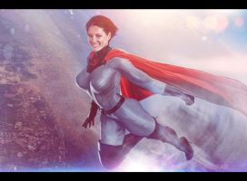 soviet superwoman by artdude41