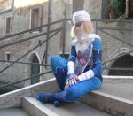 Sheik cosplay revised by crimsontriforce