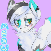 Meow by Buns-on-fire