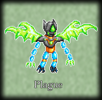 Request #12: Plague by saturnthereploid