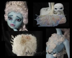 MH repaint 8 abbey mermaid details by phairee004