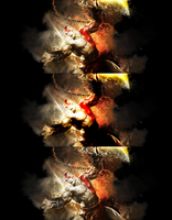 Kratos banners by Immortalus-Aeon