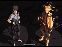 Naruto chapter 673: Together by Blazing-Wizard
