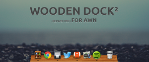 Wooden Dock 2 by Aeron-GT