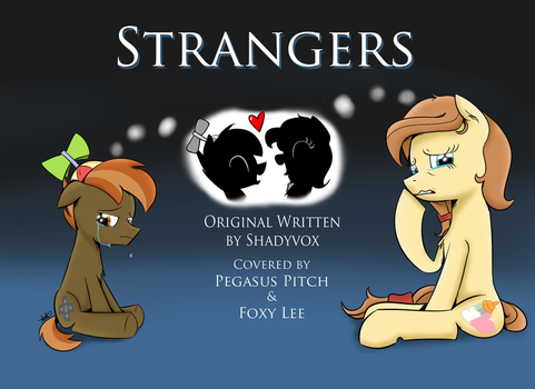 [Commission] Strangers Cover Art by Hellhounds04