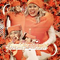 03. Hanna Montana Blend by LesliiEditions