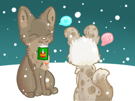 Secret Santa! by Pika-Pika-Pikahu