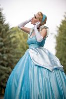 Lovely cinderella by MrsGnob