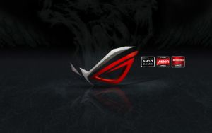 ASUS RoG AmD Vision V2 by cheeches