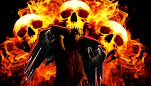 los in hell by babyog13