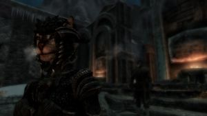 Windhelm Nights by shoughad