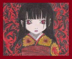 Hell Girl by Evex92