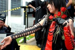 ASAGI cosplay by ibarakanmuri