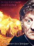 3rd Doctor by SimmonBeresford