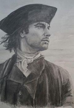 Ross Poldark by Powerfulwoodelf