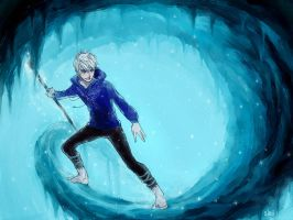 Meet Jack Frost by Sleii-no-baka