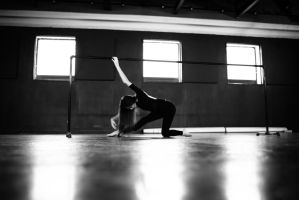 Film noir dance by DaveMylesPhotography