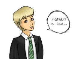 A Very Potter Musical - Draco by Your-Undoing